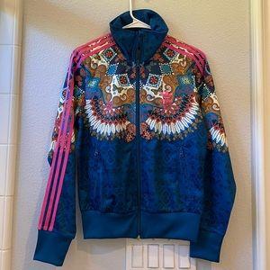 ADIDAS- bomber jacket